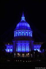 Blue Ray! (Little Italy Photography) Tags: sanfrancisco california blue men dogs nikon cityhall great pools domes danes blueray nikond7100