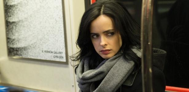 """Protagonista de """"Jessica Jones"""" virá ao Brasil para a CCXP"""