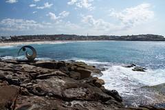 BjF I3 - Ben Fasham VIC (Val in Sydney) Tags: sculpture ben australia nsw vic sculpturebythesea australie i3 fasham bjf sxsbondi wwwsculpturebytheseacom