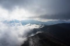 DSC0010020151122 - Copy (Zac Li Kao) Tags: mountain nature japan fog clouds zeiss 35mm landscape hiking sony cybershot kobushi rx1 okuchichibu rx1r