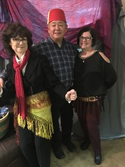 "Neptune Society of Northern California, Walnut Creek - Holiday Party - ""A Trip around the Mediterranean"""