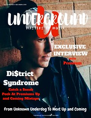 Masters In Music Magazine (Premium509) Tags: hiphop undergrond east coast rap west independent music premium northwest twisted district