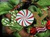 JOY (deanrr) Tags: scissors cullmanalabama cullmancountyalabama decoration joy bow ribbon circle stripes