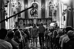 En la Catedral de San Juan (Jaime Recabal) Tags: canon 40d sigma monochrome blancoynegro blackandwhite catedraldesanjuan sanjuan puertorico recabal