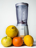 Eat more fruits (damjanev) Tags: blender fruit quince tangerine apple lemon