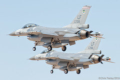 F-16A's of the 21st Fighter Squadron (Pasley Aviation Photography) Tags: 930706 930709 f16a f16 21st fighter squadron 21 fs luke afb air force base phoenix glendale arizona rocaf republic china taiwan 56th fw wing 56 lockheed martin general dynamics gamblers gambler fight to win formation landing education training command aetc united states two planes nikon picture photo aviation aircraft plane runway 21l student instructor combat viper lf spotting gear 2016 pilot operations group 62nd