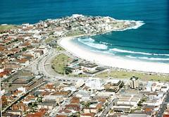 An aerial view of Bondi Beach, NSW (davemail66) Tags: bondibeach nsw