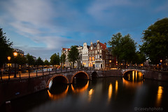 CH-9622 - Amsterdam, The Netherlands (N+C Photo) Tags: amsterdam d800 europe netherlands holland nd neutral density filter long exposure slow shutter speed nikon nikkor sky water clouds nubes travel traveling traveler travelers traveller travels adventure adventurers adventurer explore explorer explorers exploring amstel iamsterdam ams holanda dutch benelux european prinsengracht leidsegracht canal 1635f4