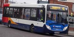 Birkenhead (Andrew Stopford) Tags: po62mmu adl enviro200 stagecoach birkenhead