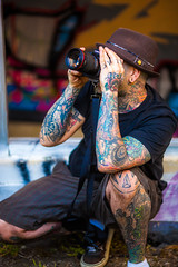Sly Vegas (Thomas Hawk) Tags: america bayarea california sf sanfrancisco slyvegas treasureisland usa unitedstates unitedstatesofamerica westcoast abandoned graffiti fav10 fav25 fav50