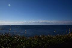 20170105_236_2 (まさちゃん) Tags: 城ヶ島 海 光 船 空 雲
