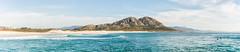 Playa de Area Maior y Monte louro (Rubén Santamaría Fotografía) Tags: panoramica landscape paisaje oceano sur surfista surfer monte louro area maior playa beach galicia galifornia ocean mar españa atlantico olas waves fantastic nature