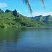 Opunohu Bay with Magical Mountain