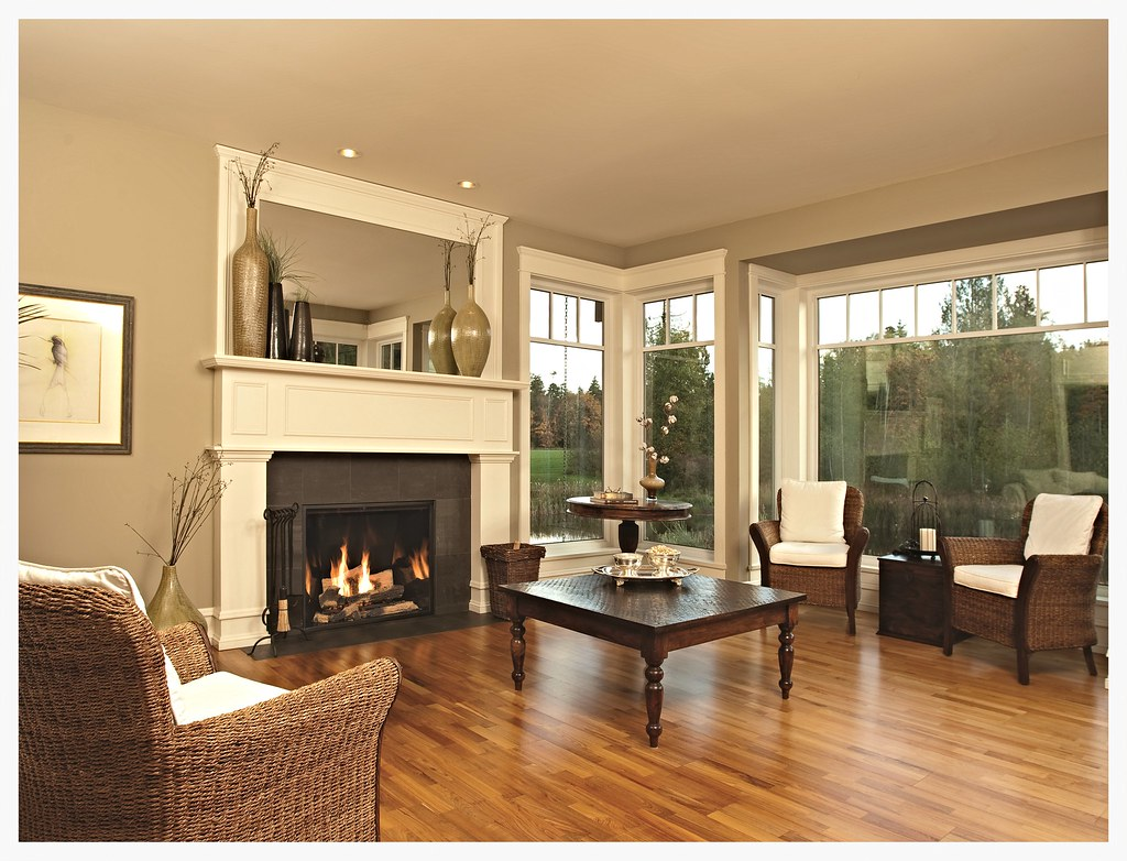 Town & Country TC36 direct vent fireplace