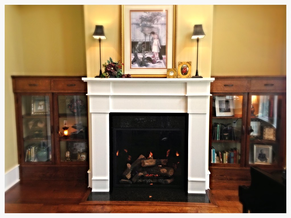 Town & Country TC36 Direct Vent Fireplace. Chattanooga, Tn.