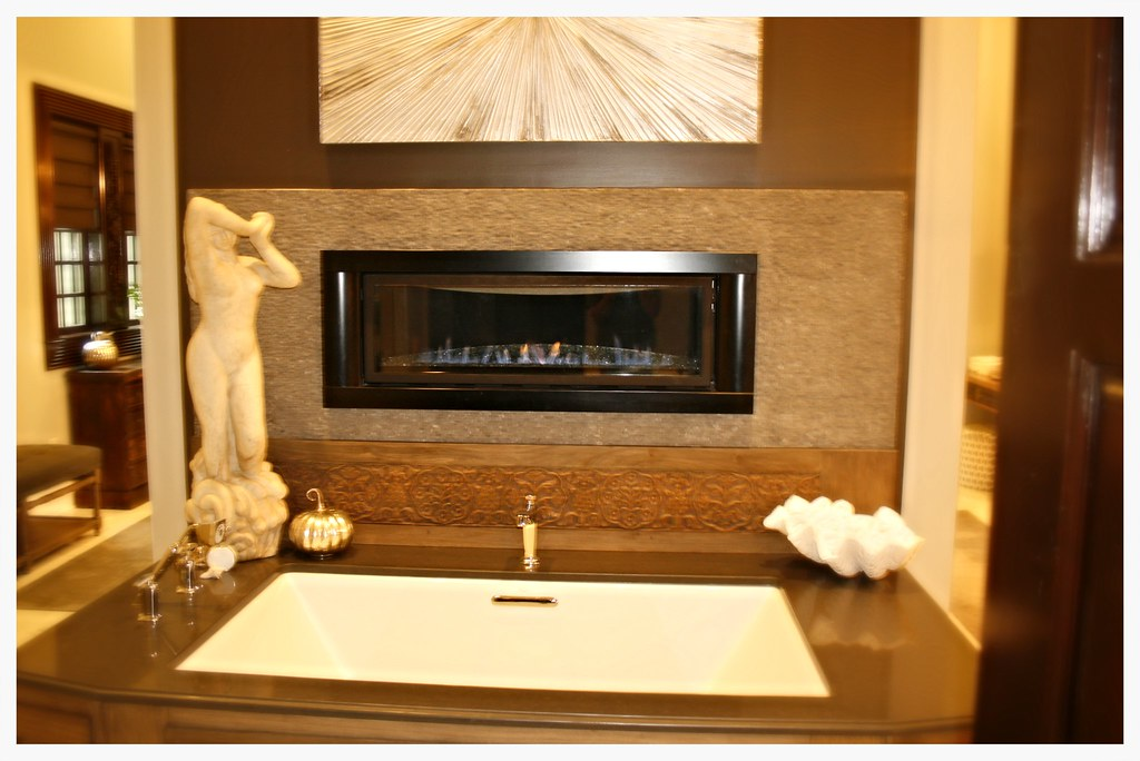 Napoleon LDH50 Direct Vent Fireplace, Ft. Payne, Alabama.
