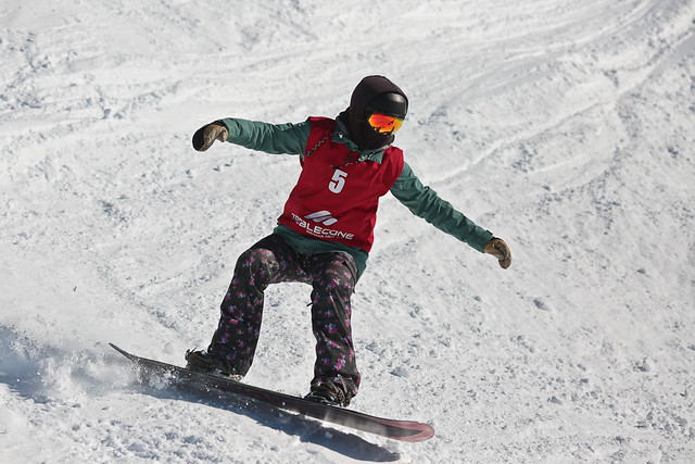 DB Export Banked Slalom 2015 - Treble Cone - Johaanes Hoptl