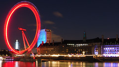 Catching the red eye (smalley83) Tags: londoneye