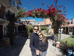 Photo de 14h - Sucre (Bolivie) - 06.08.2014