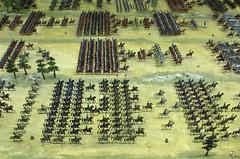 Vista al frente. (elojeador) Tags: caballo toledo jinete soldado maqueta can escuadrn batalla figura alczardetoledo regimiento elojeador maanapiensaenm