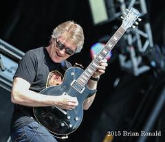 Rik Emmett of Triumph (amillionwalks) Tags: summer hot triumph concerts rikemmett soundofmusicfestival spencerpark
