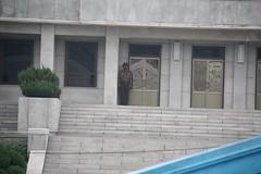 a North-Korean soldier (Bart & Co) Tags: korea southkorea northkorean