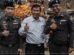 '2015 Bangkok Bombing   Erawan Shrine Reopening' (Andy Zingo Photography) Tags: news thailand temple shrine bangkok rip pray terrorist cnn bbc terror erwan bkk brahma erawan erawanshrine ratchaprasong rajaprasong bangkokblast thailandbomb bangkokbomb