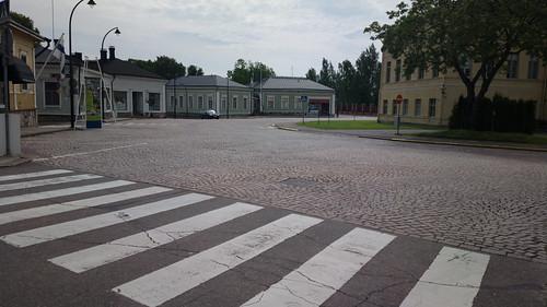 Hamina centre