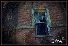 Knox County Poorhouse (Steve Stambaugh Jr.) Tags: old abandoned nikon haunted fallen worn historical 1855mm orbs knoxcountypoorhouse d5200