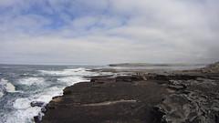 Kilkee - County Clare, West Ireland (Douglas Pfeiffer Cardoso) Tags: ireland beach europe countyclare westireland northatlanticocean kilkee republicofireland kilkeebeach sonyactioncam 2015irelandroadtrip