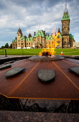 West Wing (stevenbulman44) Tags: sky holiday color building canon ottawa parliament structure lseries 1740f40l
