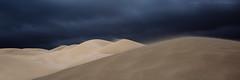 Sand dunes during storm, Australia (Robert Lang Photography) Tags: storm color colour nature weather during sand moody wind dunes dune australia stormy nopeople panoramic southaustralia sanddunes robertlang eyrepeninsula robertlangportlincoln robertlangphotography wwwrobertlangcomau robertlangaustralia sanddunesduringstorm sanddunesduringstormaustralia