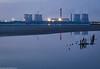 Mersey Sunset (30 of 28) (andyyoung37) Tags: sunset silhouette reflections mersey runcorn runcornbridge greatsky