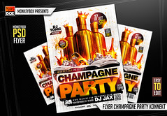 Flyer Champagne Party Konnekt (AndyDreamm) Tags: birthday money ice silver gold flyer dj bottles anniversary champagne nightclub celebration springbreak alcohol vip valentines vodka newyears oneyear hookah classy monkeybox champagneparty drinkspecial champagnenight champagneflyer