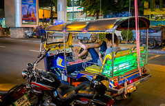 Tuk Tuk (gary_p_p) Tags: bangkok streetphotography bangkokstreet