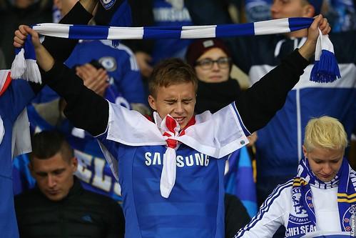 FC Chelsea fan / Болельщик ФК Челси