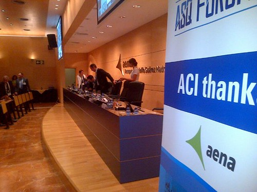 ACIASQ Forum Madrid - photos from Twitter event coverage