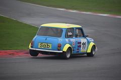 MINI Se7en Racing - R3 (22) Kane Astin (Collierhousehold_Motorsport) Tags: mini minicooper barc snetterton minimiglia mini7 minise7en snetterton300 minise7enracing