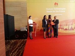 HUAWEI TELCOM SEEDS FOR THE FUTURE