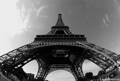 (Andrs Martn / Tincho) Tags: paris tower argentina torre martin arm pentax eiffel andres tincho 1017 andresito eiffeltour fiseye k10d