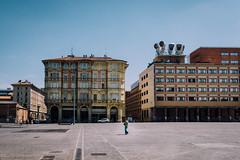 dress (.mdb) Tags: street summer italy square sony sigma bologna