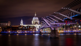 Outing near St Paul's Cathedral