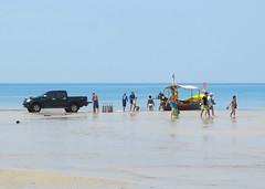 Isuzu in Thailand Kamala Beach 25.10.2015 3501 (orangevolvobusdriver4u) Tags: beach thailand asia asien pickup pickuptruck phuket kamala isuzu 2015 kamalabeach phuketisland isuzupickup totallythailand archiv2015
