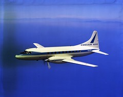 Convair 600 N240R 8Sep66 77869-B (San Diego Air & Space Museum Archives) Tags: airplane aircraft aviation rr rollsroyce airline arco taa airliners strombergcarlson monsanto convair generaldynamics 24092 transaustraliaairlines convair240 cv240 convaircv240 rollsroycedart n2007 rrdart convair600 cv600 cn92 convaircv2405 cxbjl monsantochemicalcompany convaircv600 aerolineascolonia n240r cv2405 vhtar cn24092 n9314r beldexcorporation beldex n123sc strombergcarlsoncorporation