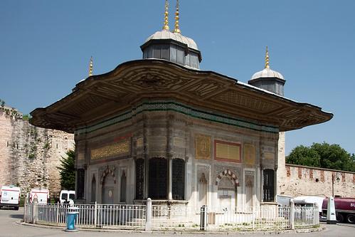 III. Ahmet Çeşmesi / Fountain of Sultan Ahmed III