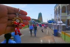 on the way to chamundi temple (mohan mukesh) Tags: chamundi hill mysore doll aldur karnataka