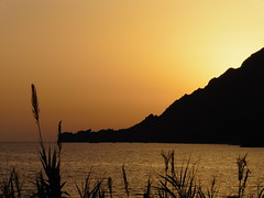 A Beautiful Sunset (Alan1954) Tags: plakias sea sunset greece crete holiday 2016 platinumpeaceaward