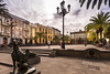 Plaza de Santa Ana (hph46) Tags: grancanaria kanaren laspalmasdegrancanaria plazadesantaana platz plaza spanien palme hund sony alpha7r