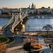 Budapest: Chain Bridge