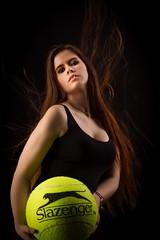 Play with me (dandrasphoto) Tags: andrás deák gayerhosz enikő redhead vörös hajú hair long hosszú canon eos 1d mk4 50mm f14 portrait portré creative lights girl lány nő women sexy